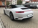 Rent-a-car Porsche 911 Carrera 4S Cabrio in Luxembourg City, photo 8