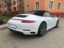 Rent-a-car Porsche 911 Carrera 4S Cabrio in Luxembourg City, photo 5