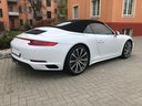 Rent-a-car Porsche 911 Carrera 4S Cabrio in Luxembourg City, photo 4