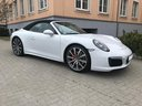 Rent-a-car Porsche 911 Carrera 4S Cabrio in Luxembourg City, photo 3