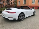 Rent-a-car Porsche 911 Carrera 4S Cabrio in Luxembourg City, photo 11