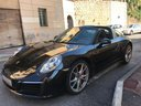 Rent-a-car Porsche 911 Targa 4S in Wiltz, photo 1