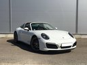 Rent-a-car Porsche 911 Targa 4S White in Differdange, photo 1
