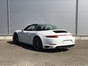 Rent-a-car Porsche 911 Targa 4S White in Differdange, photo 2