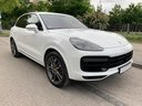 Rent-a-car Porsche Cayenne Turbo V8 550 hp with its delivery to Luxembourg Findel Airport, photo 2