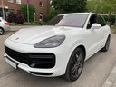 Rent-a-car Porsche Cayenne Turbo V8 550 hp with its delivery to Luxembourg Findel Airport, photo 1