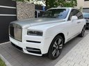 Rent-a-car Rolls-Royce Cullinan White in Luxembourg, photo 4