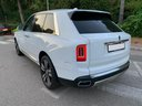 Rent-a-car Rolls-Royce Cullinan White in Luxembourg, photo 3