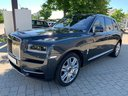 Rent-a-car Rolls-Royce Cullinan dark grey with its delivery to Luxembourg Findel Airport, photo 2