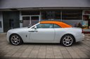 Rent-a-car Rolls-Royce Dawn White in Differdange, photo 1