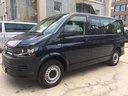 Rent-a-car Volkswagen Transporter T6 (9 seater) in Luxembourg, photo 1